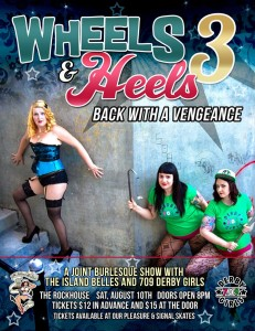 Wheels and Heels 3