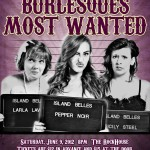 Burlesques Most Wanted